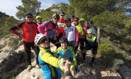 Crónica de la ruta MTB Losilla Navela Martillo Scalextric Ulea Río Segura