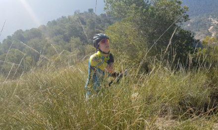 Crónica de la Ruta de Senderismo y ciclismo de exploración e investigación por la sierra de Ricote