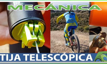 Vídeo | Instalar tija telescópica One Up Components | Test | Opinión